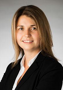 Rechtsanwältin Anna Vedmed